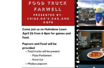 Food Truck Farewell!